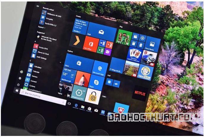 Top những phần mềm hay cần thiết cho Windows 10