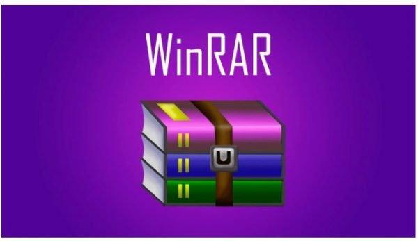 Phần mềm giải nén Winrar