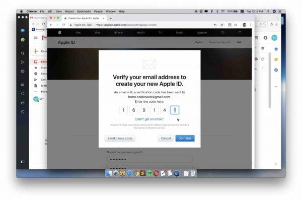 Hướng dẫn cách tạo iCloud trên máy tính