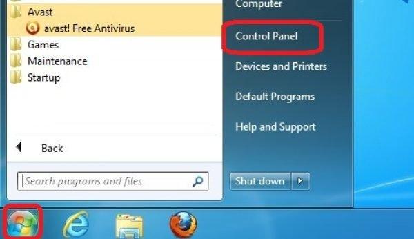 Cách xóa chương trình Avast Antivirus (phiên bản chất lượng cao)