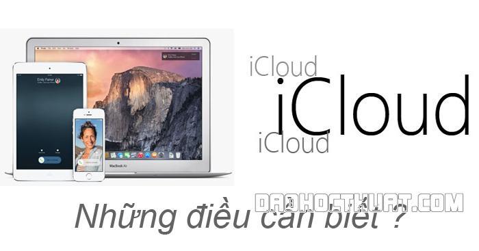 Hướng dẫn cách tạo iCloud trên máy tính đơn giản cho người mới