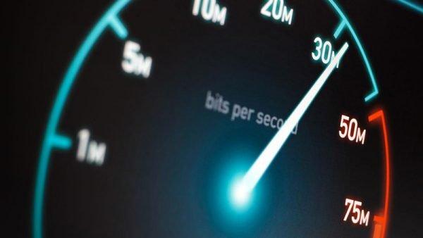 tốc độ mạng