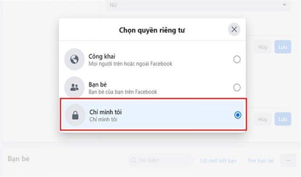 Khám phá cách ẩn ngày sinh Facebook trên máy tính