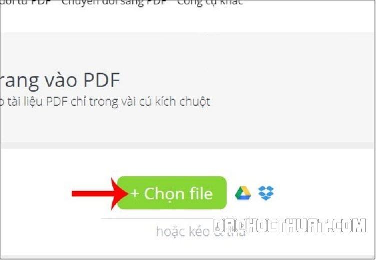 Cách đánh số trang cho PDF Foxit Reader online