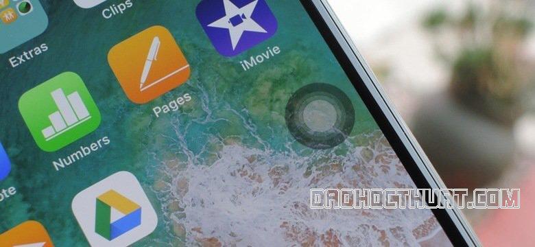 Cách bật nút Home ảo trên Iphone XS Max đơn giản