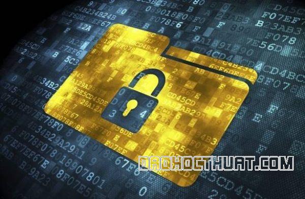 cách đặt mật khẩu cho thư mục đơn giản trên máy