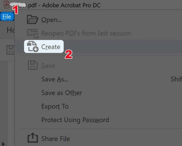 Chỉnh sửa, cắt, ghép file PDF bằng Adobe Reader