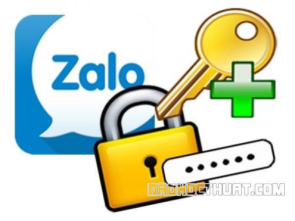 Vì sao bạn cần tìm cách đổi mật khẩu Zalo