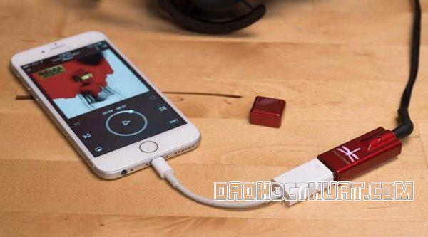 Nghe nhạc Lossless(Flac) trên iPhone