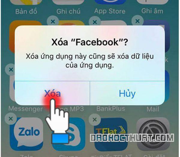 Cách xử lý không xem được video trên Facebook Iphone