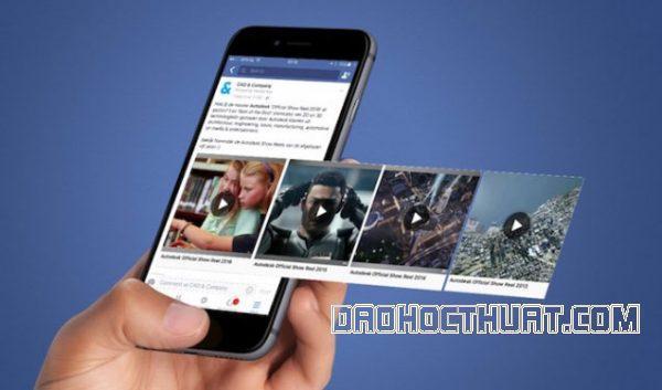 không xem được video trên Facebook Iphone