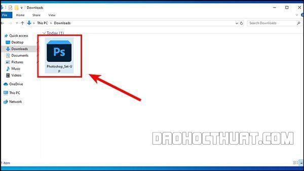 Hướng dẫn tải phần mềm Photoshop về máy tính