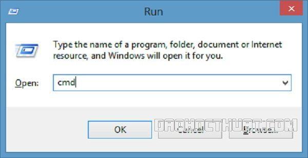 Hướng dẫn cách mở USB bị shortcut 1KB