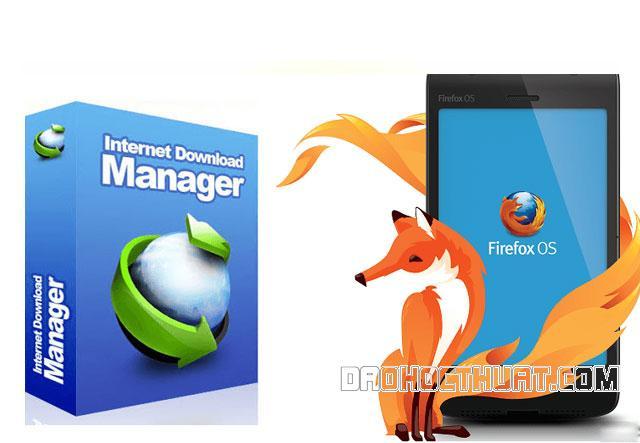 Bật mí một số cách sửa lỗi IDM không bắt được link trên Firefox