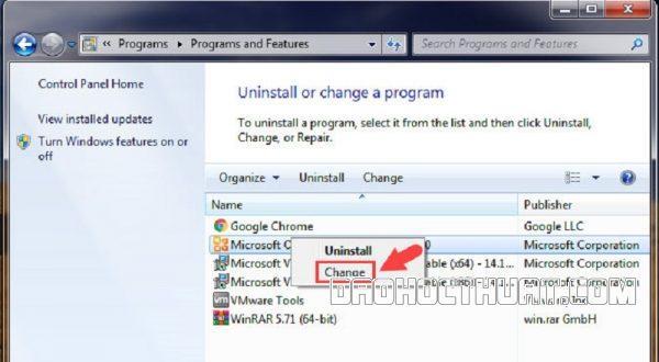 Thay đổi cài đặt Outlook để xử lý lỗi không nhận mail trên Outlook