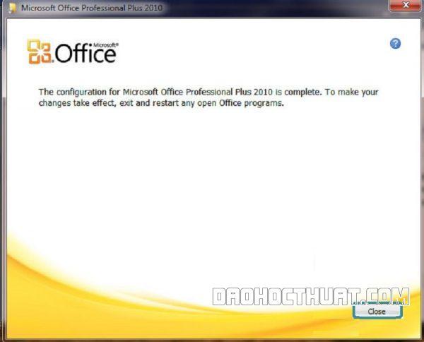 Sửa lỗi mail Outlook