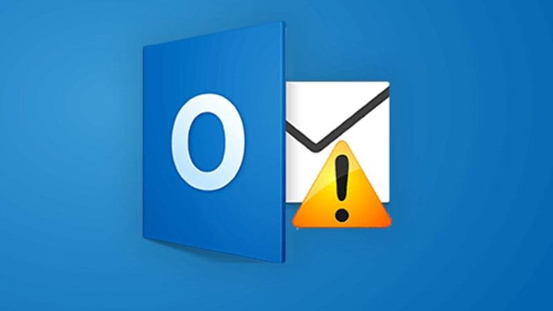 Sửa lỗi Outlook không nhận được mail