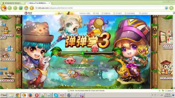 Game Gunny Lậu Trung Quốc tặng 1 tỷ xu
