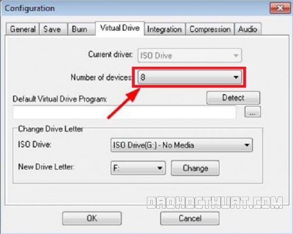 phần mềm tạo ra ổ đĩa ảo trên Windows 10