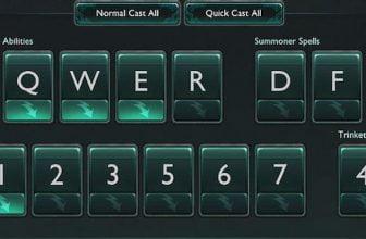 Các phím tắt khi chơi game Liên minh huyền thoại