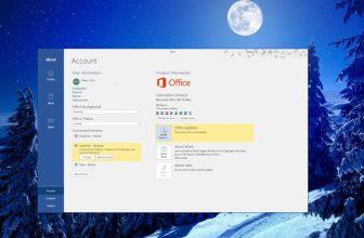 cách tắt tự động update office