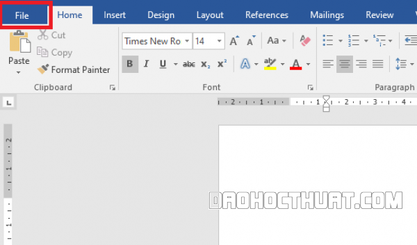 tắt update Office đơn giản