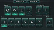 Chia sẻ các phím tắt trong liên minh huyền thoại mới nhất
