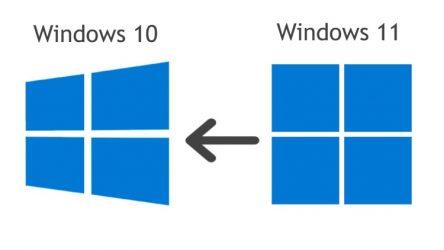 Cách hạ Windows 11 xuống Windows 10 đơn giản