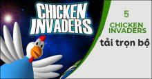 Tải game Chicken Invaders 5 Full Crack – Game bắn gà cực vui